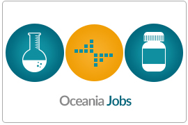 Pharma Jobs in Oceania