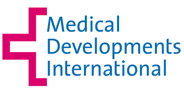 Medical Developments International logo