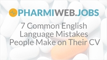 7 Common English Language Mistakes People Make on Their CV