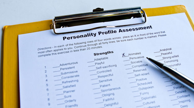 How to pass Personality Tests