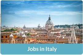 Pharma Jobs in Italy