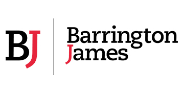 Barrington James logo