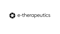 E-THERAPEUTICS TO WORK WITH TOP 5 GLOBAL PHARMA COMPANY ON NEURODEGENERATION DRUG DISCOVERY PROJECT