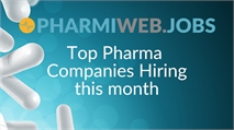 Top Pharma Companies Hiring In October