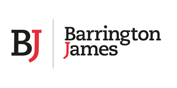 Barrington James Europe logo