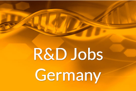 R&D Jobs in Germany