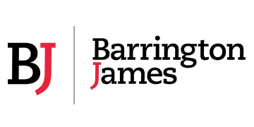 Barrington James Scientific logo