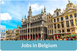 Pharma Jobs in Belgium