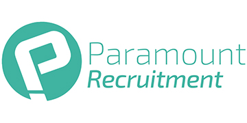 Paramount Recruitment logo