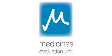Medicines Evaluation Unit logo